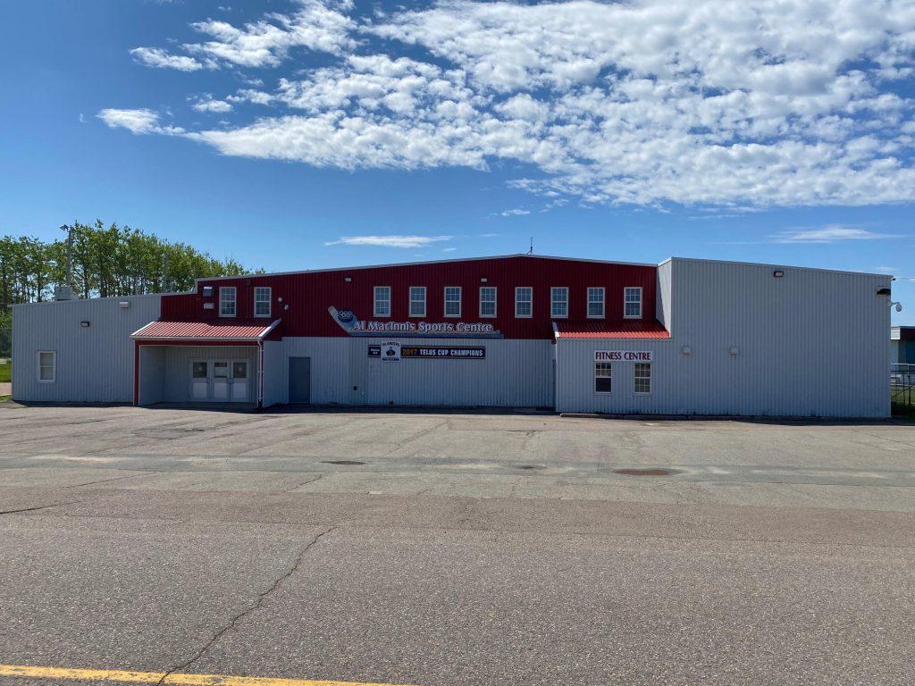 Al MacInnis Sports Centre – Rink, Gym
