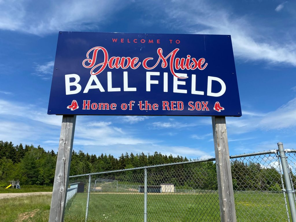 Dave Muise Ball Field